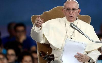 Le pape condamne «avec force ces atrocités»