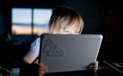 La menace en ligne guette toujours plus les enfants
