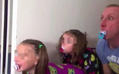 Viré de YouTube pour des clips malsains de ses filles